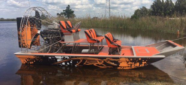 Everglades airboat rides
